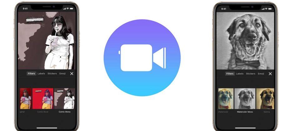 Actualización app Clips
