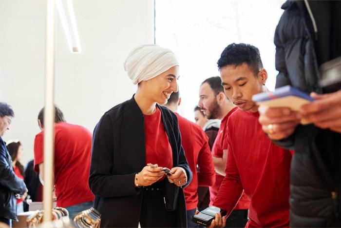 Apple Store de los Campos Elíseos