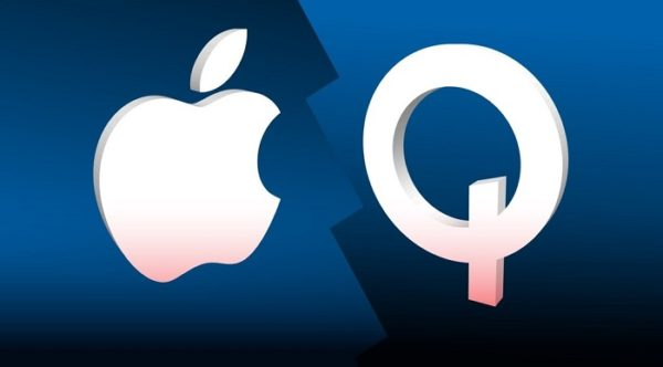 resolución preliminar de Apple vs Qualcomm