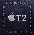 chip T2 de Apple