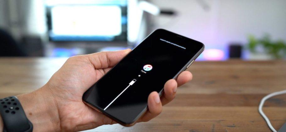 recuperación iPhone
