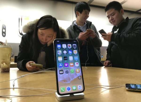 Se prohibe la venta del iPhone en China
