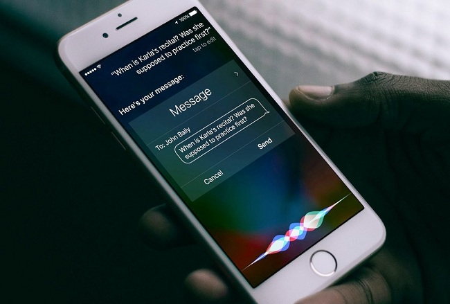 Siri lea el correo