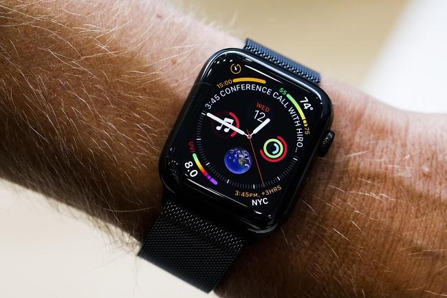 Monitoreo Salud apple Watch
