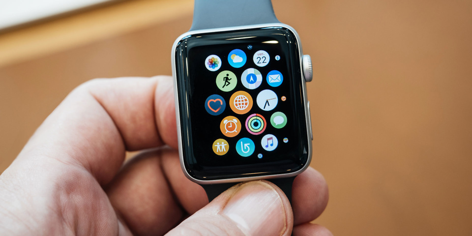Monitoreo de salud del Apple Watch