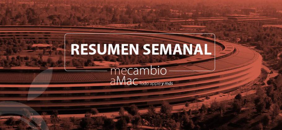 Resumen semanal noticias mecambioaMac