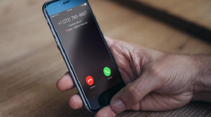 cómo bloquear las llamadas de Spam