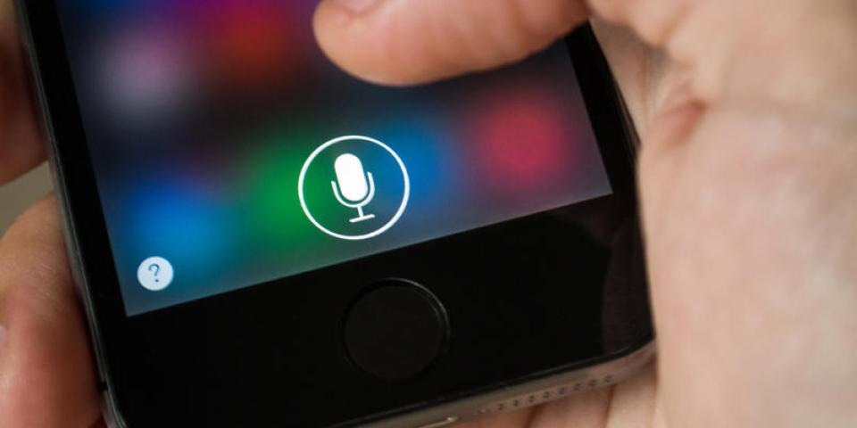 Desactivar a Siri