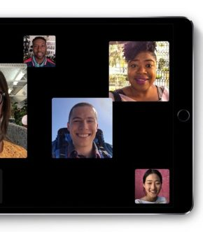 Group FaceTime en iPhone y iPad
