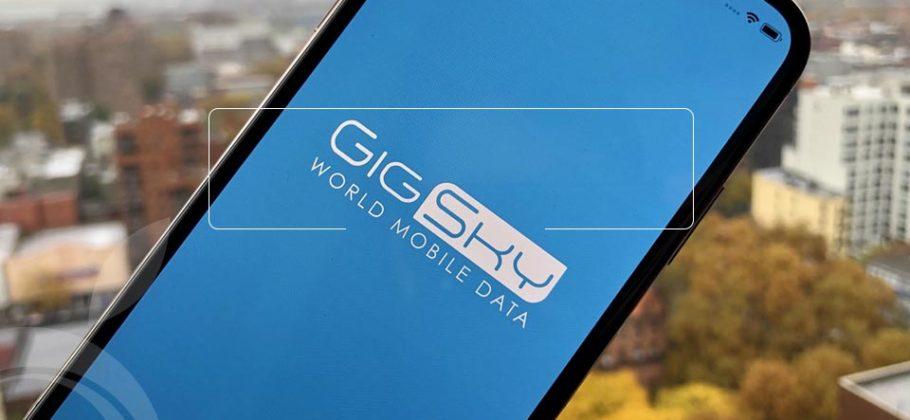 esim GigSky para iPhone