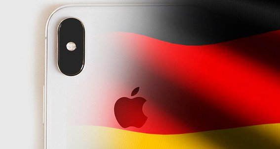 iPhone en Alemania