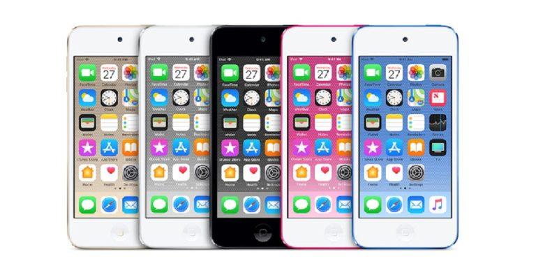 nuevos ipad y ipod touch
