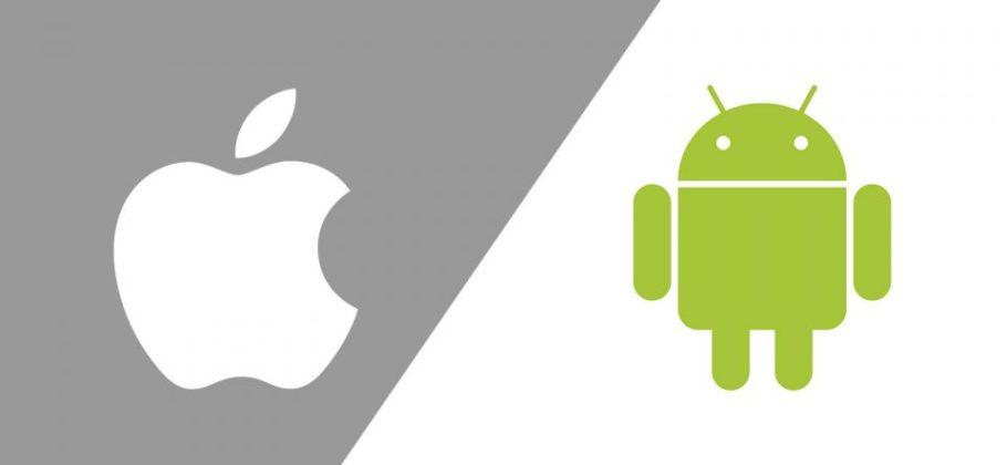 Lealtad de iOS y Android