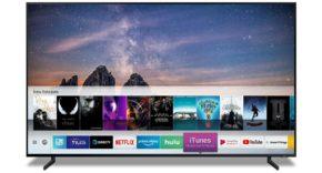 Los Smart TV de Samsung ofrecerán películas y programas de televisión de iTunes y serán compatibles con AirPlay 2