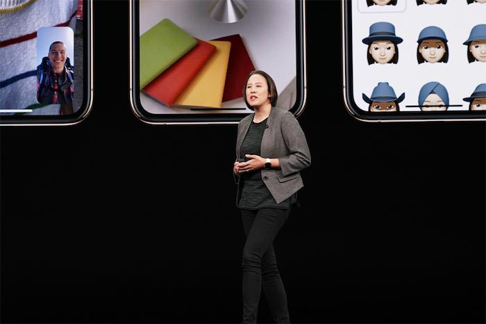 Kaiann Drance responsable marketing iPhone