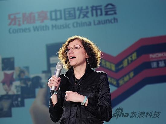 Liz Schimel directora de contenidos de Apple News