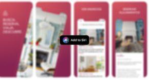 Airbnb compatible con Atajos de Siri