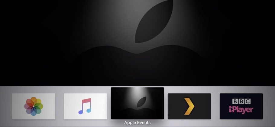 Apple actualiza la app Apple Events