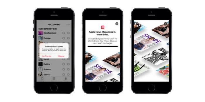 Apple News Magazine