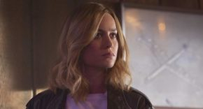 Actriz Brie Larson serie Apple de la CIA