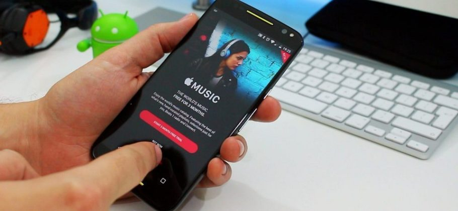 Apple Music en Android
