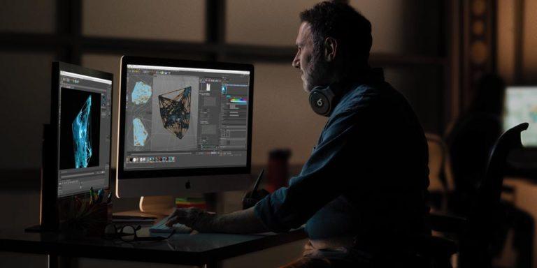 iMac 2019 con Radeon Pro Vega