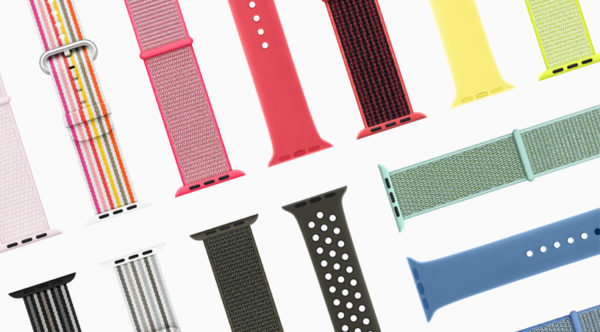 nuevos accesorios para Apple Watch y iPhone