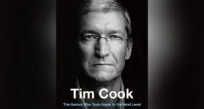 nueva biografía de Tim Cook