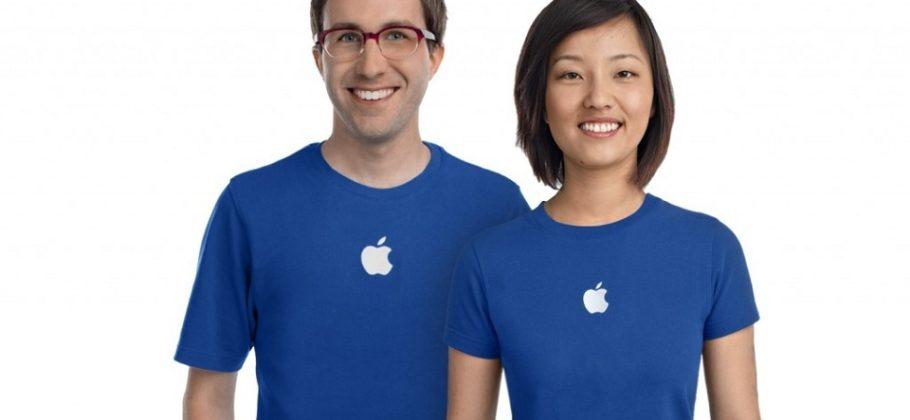 Servicio al cliente de Apple