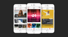 vídeos musicales en Apple Music