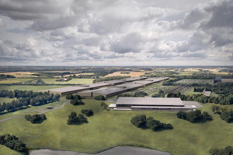 Data Center de Apple en Dinamarca