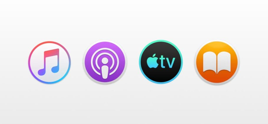 Podcast , Musica y Apple TV llegan a macOS