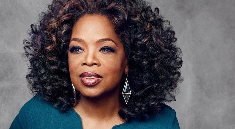 Oprah Winfrey y Príncipe Harry