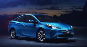 Toyota Prius 2020 con CarPlay