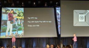 Mejoras de NFC en Apple Pay