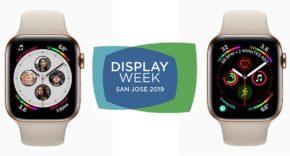 El Apple Watch Series 4 recibe el premio a la mejor pantalla 2019