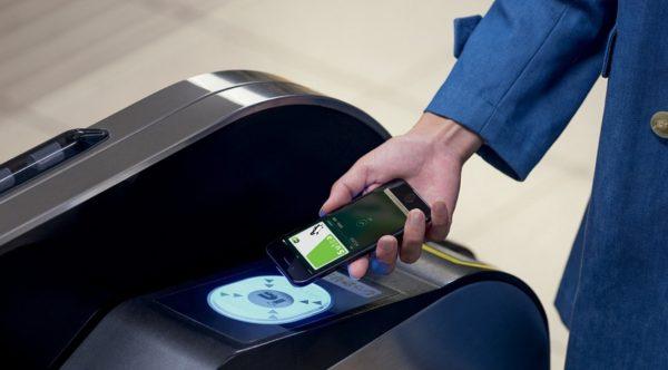 tarjeta express en Apple Pay