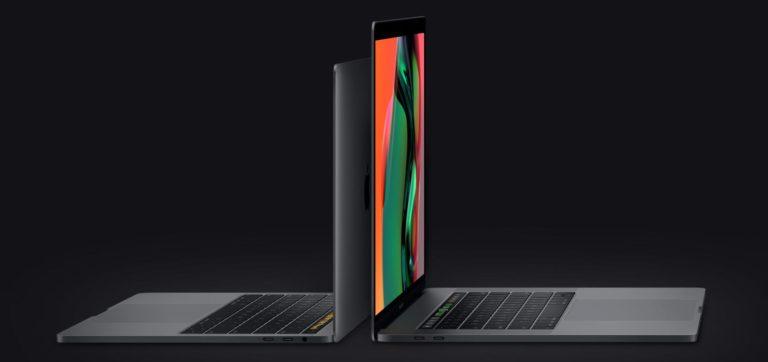 MacBook Pro 13 y 15 . 2019 edition