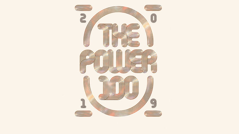 Power 100 ranking Billboard 2019
