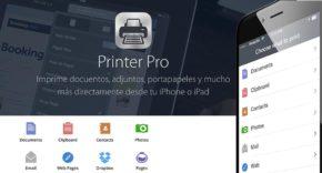 Printer Pro gratis por tiempo limitado