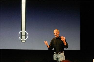 Steve Jobs y el Antennagate en 2011