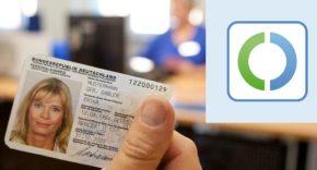 AusweisApp2 DNI alemán con NFC