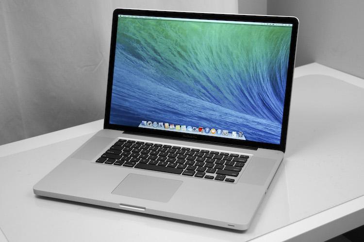 """MacBook Pro 17"""" de 2011"""