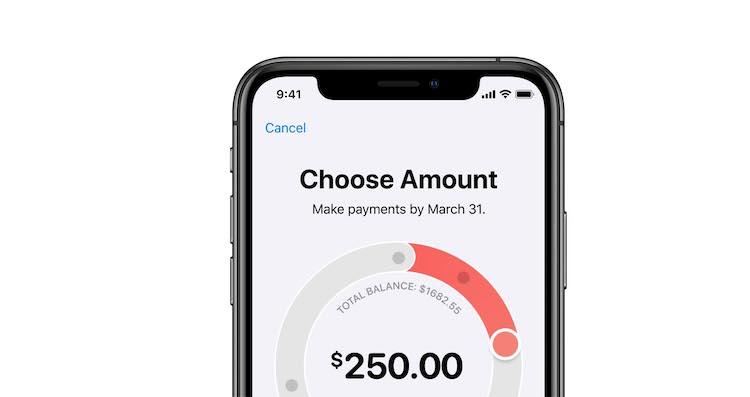 Apple Card - Pagos