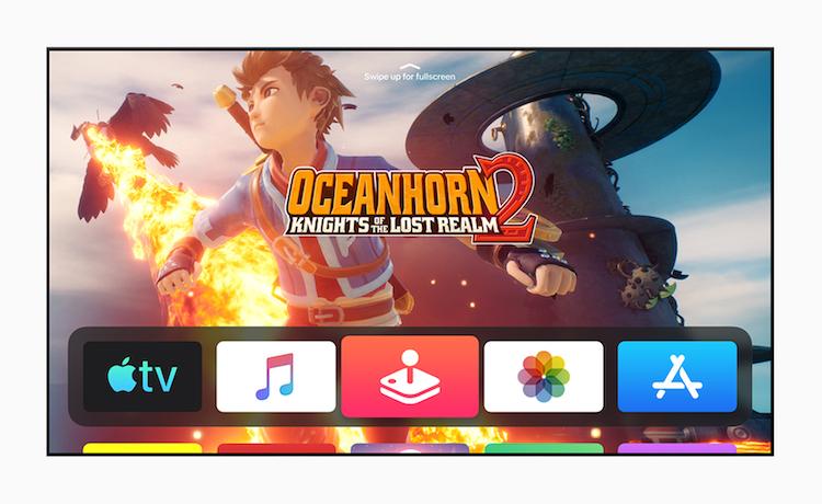 tvOS 13 - Apple Arcade