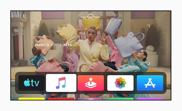 tvOS 13 - Apple Music