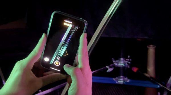 Shot on iPhone XS - Experiments: Cascada