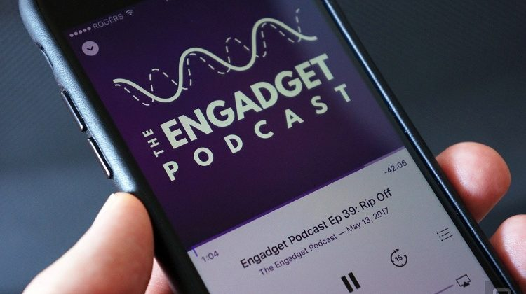 grabar un podcast en iOS