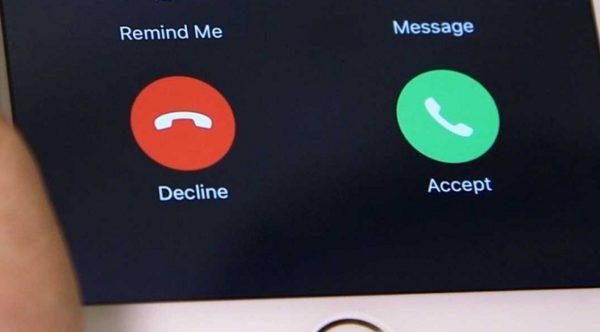 llamadas con número oculto