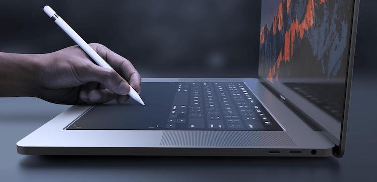 """Concepto MacBook Pro 17"""" de 2019"""